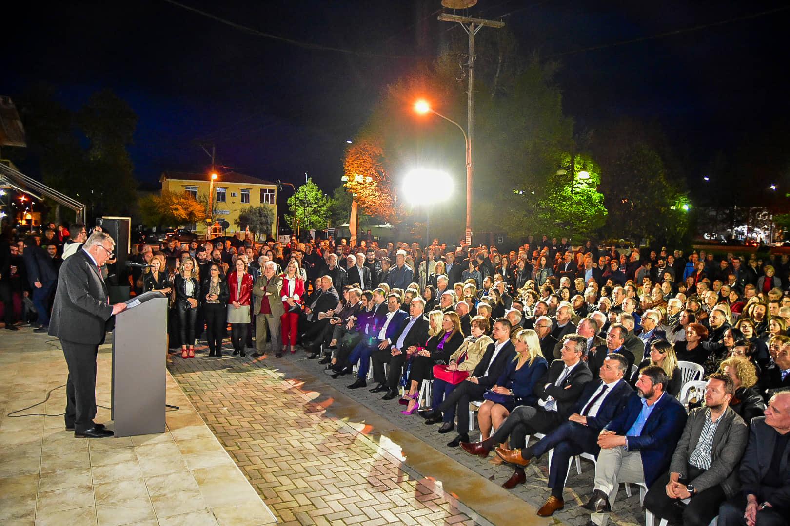 Πλήθος κόσμου στα εγκαίνια του εκλογικού κέντρου του Θανάση Νασιακόπουλου - Δείτε φωτογραφίες !!!