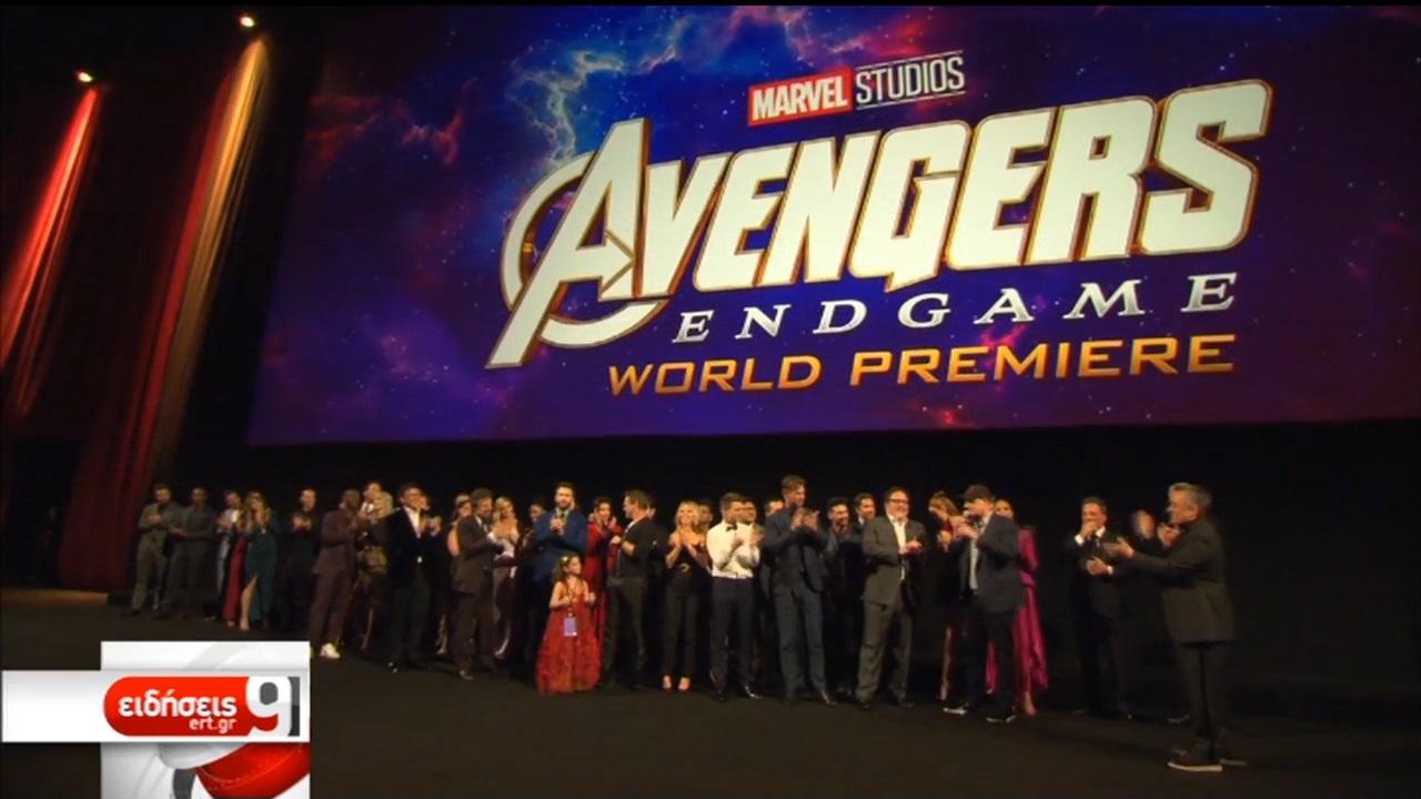 Συναρπάζει και καθηλώνει η επική υπερ-περιπέτεια «Avengers, endgame» (video)