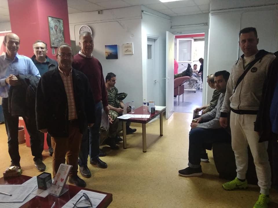 Στο πλευρό του Κ. Αγοραστού στη Περιφερειακή Ενότητα Λάρισας ο Στέλιος Δημότσιος