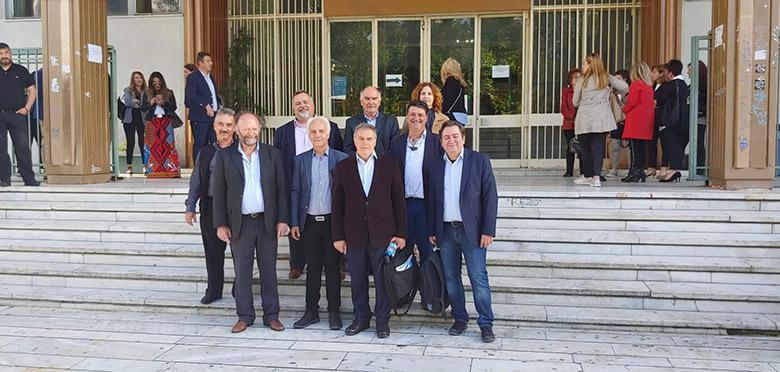 Ρένα Καραλαριώτου: Διεκδικούμε την ηγεσία του Δήμου για μια Λάρισα πρότυπο