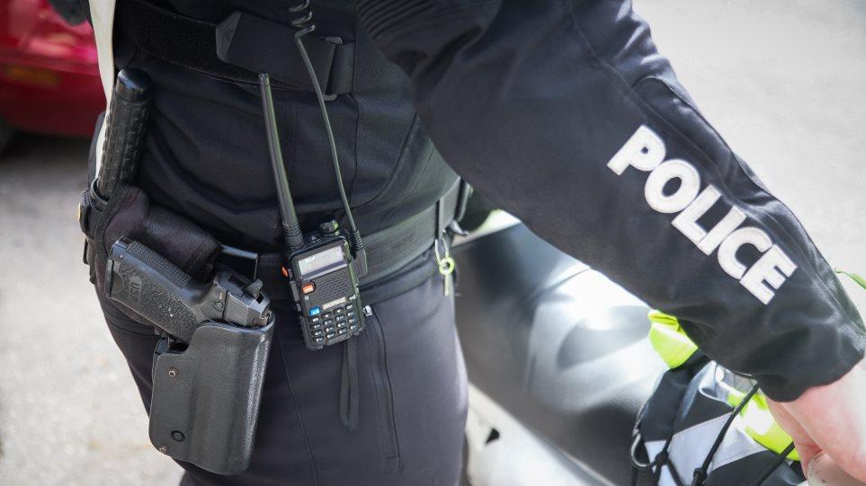 2 συλλήψεις στη Λάρισα για όπλα και κλοπή