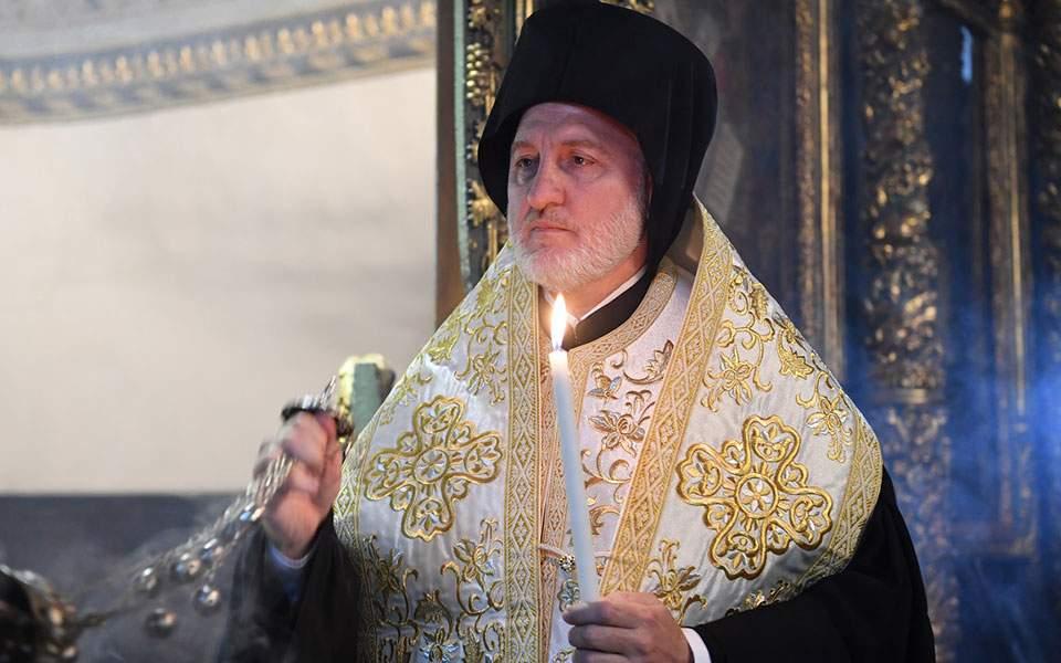 Απεδέχθη ενώπιον του Βαρθολομαίου την εκλογή του ο Ελπιδοφόρος