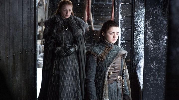 Η Σάνσα και η Άρια αποκαλύπτουν τι συνέβη στο τελευταίο επεισόδιο του Game Of Thrones