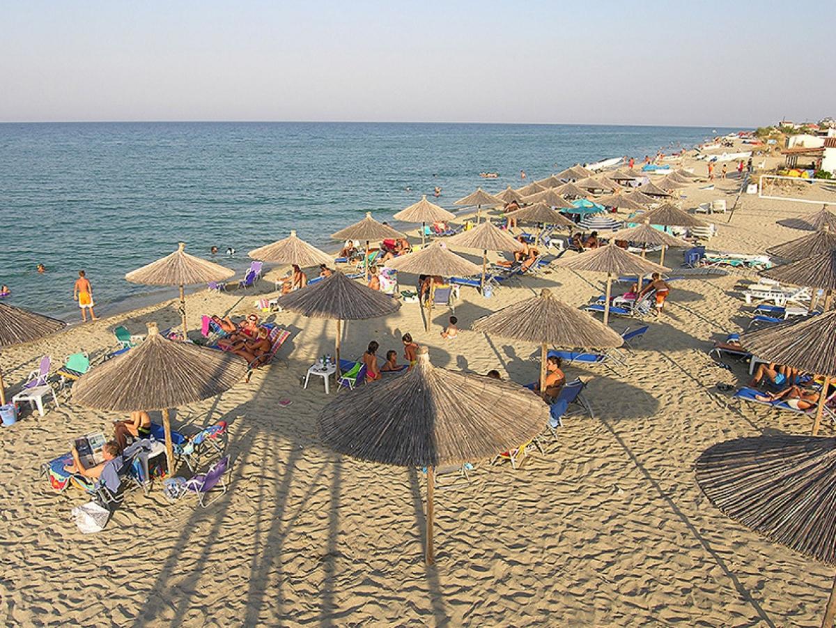 Δωρεάν ίντερνετ στην παραλία στα Μεσάγγαλα