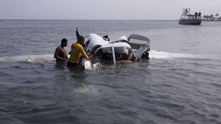 Αεροπορικό δυστύχημα με πέντε νεκρούς στην Ονδούρα
