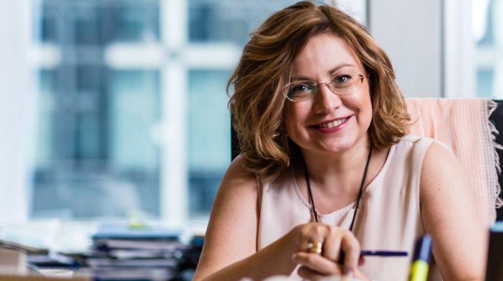 Στη Λάρισα σήμερα Δευτέρα η υποψήφια Ευρωβουλευτής της ΝΔ Μαρία Σπυράκη