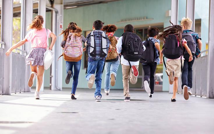 Εγγραφές στα σχολεία: Από σήμερα η διαδικασία σε νηπιαγωγεία και δημοτικά