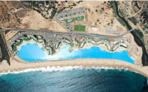 Η μεγαλύτερη πισίνα στον κόσμο