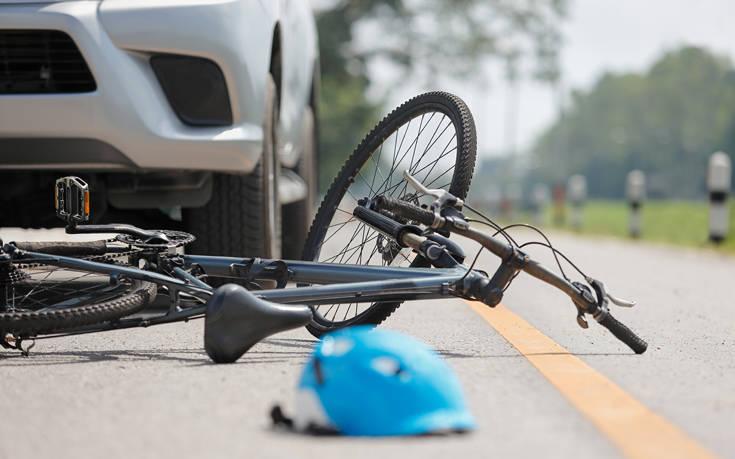 Μετωπική σύγκρουση βυτιοφόρου με αυτοκίνητο