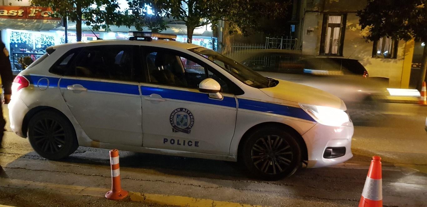 Κυνηγητό με 36χρονο στα Τρίκαλα, για ναρκωτικά και όπλα