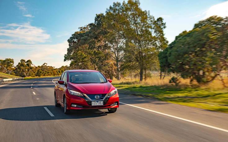 Βραβείο Good Design απέσπασε το Nissan Leaf