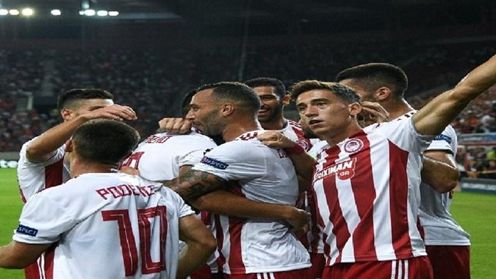 Αστεράτος ο Ολυμπιακός, διέλυσε 4-0 την Κράσνονταρ και κουνάει σεντόνι...