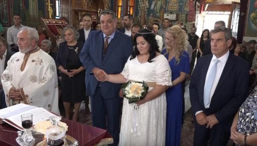 Λάρισα: Στο «η δε γυνή να φοβήται τον άνδρα» η νύφη είχε τη δική της… απάντηση (video)