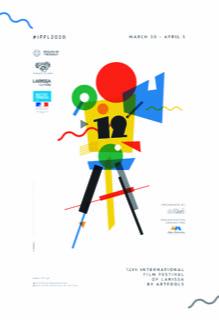 12ο Διεθνές Φεστιβάλ Κινηματογράφου Λάρισας 30 Μαρτίου έως 5 Απριλίου 2020