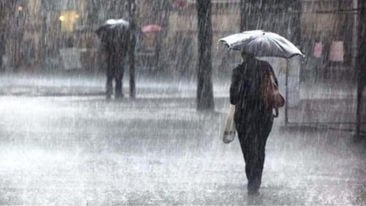Βροχερή μέρα σήμερα Δευτέρα στη Λάρισα - Δείτε την αναλυτική πρόγνωση