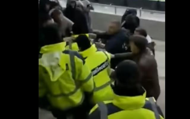Ένταση με Αλέξη Κούγια και οπαδούς της ΑΕΛ (Video)