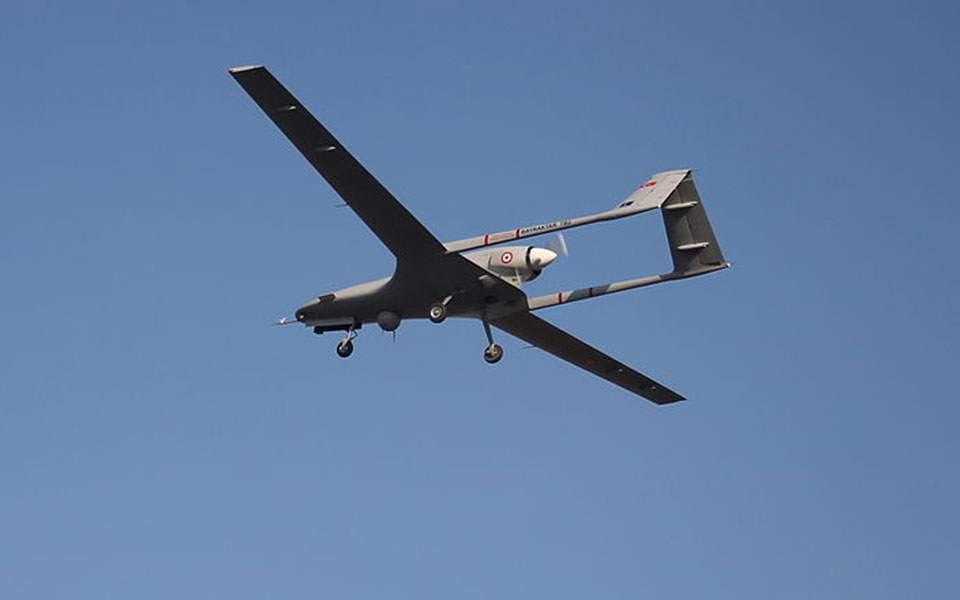 Τουρκικά drones από την κατεχόμενη βόρεια Κύπρο θα συνοδεύουν τουρκικά πλωτά γεωτρύπανα