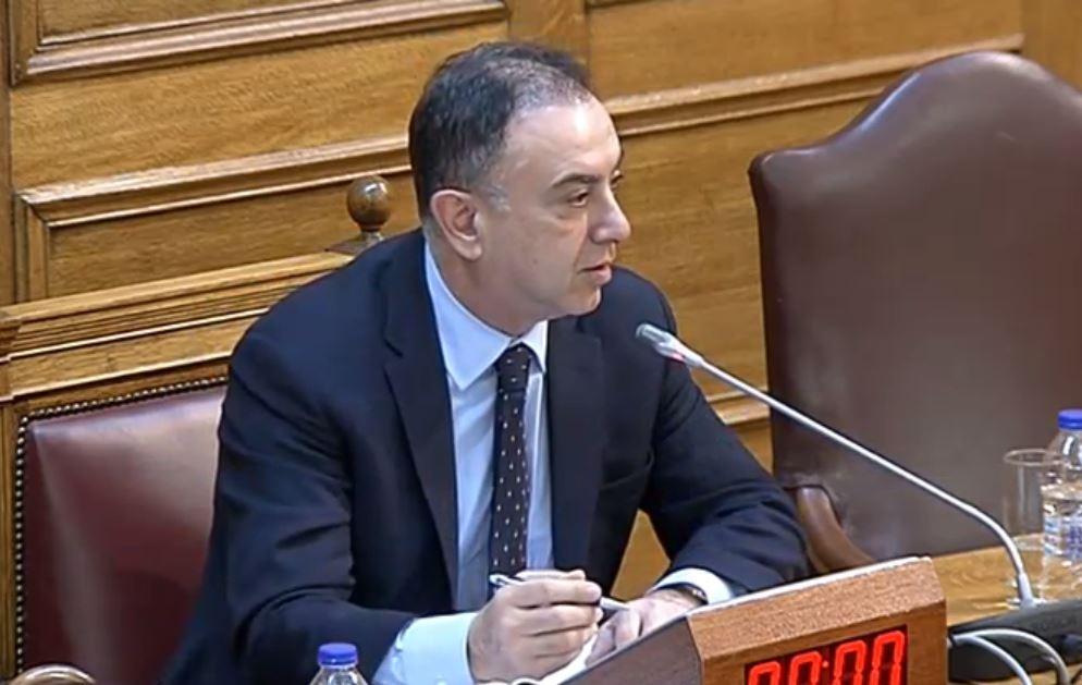 Μ. Χαρακόπουλος: Να αναγνωριστεί η συμβολή της ΕΛΑΣ στην αντιμετώπιση της πανδημίας