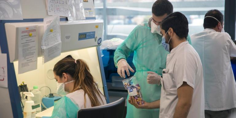 Ε. ΛΙΑΚΟΥΛΗ : Να φύγει ο καρκινογόνος αμίαντος από το 303 ΠΕΒ Λάρισας