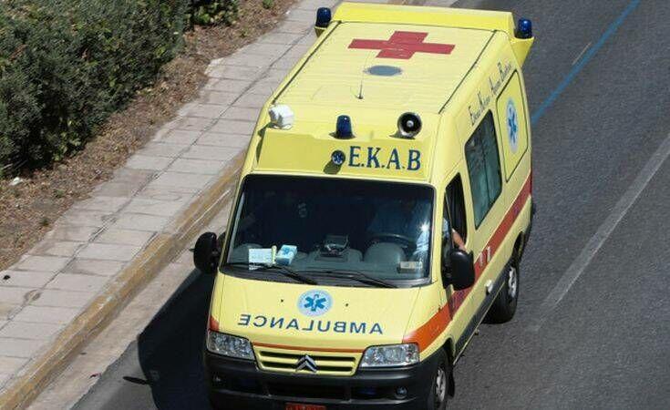 Νεαρός δικυκλιστής τραυματίστηκε σε τροχαίο στο Βόλο