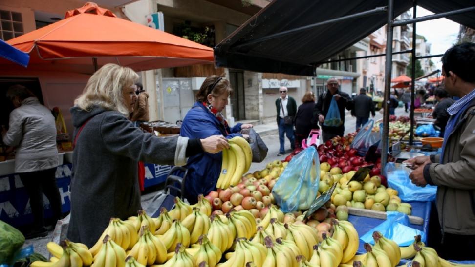 Αγοραστός: Πρόταση να επαναλειτουργήσουν οι λαϊκές αγορές το ερχόμενο Σάββατο ή τη Δευτέρα