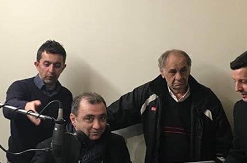 Πέθανε ο Λαρισαίος δημοσιογράφος Αποστόλης Πλασταράς
