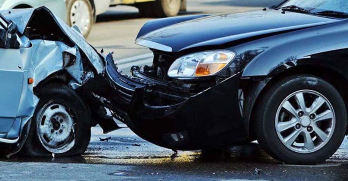 Τροχαίο ατύχημα έξω από τον Βόλο