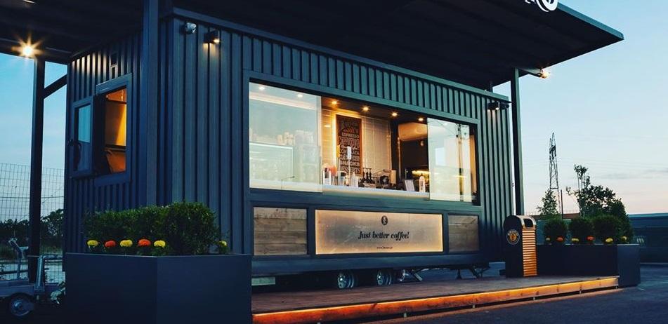 Νέο πολύ διαφορετικό Cafe στη Λάρισα από πασίγνωστη λαρισινή αλυσίδα – Δείτε ΦΩΤΟΓΡΑΦΙΕΣ από το mobile coffee bar