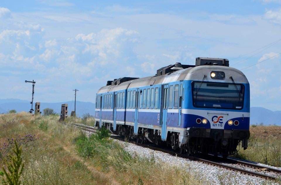 Ξεκινούν τα δρομολόγια του ΟΣΕ Λάρισα - Βόλος με μειωμένο αριθμό επιβατών