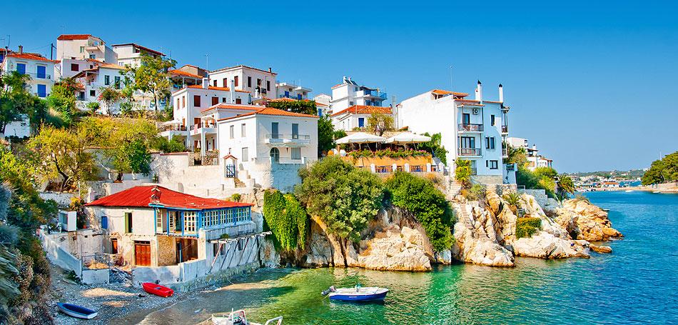 Κρήτη, Ρόδος και Κως «κλέβουν» τουρίστες από τις Βόρειες Σποράδες