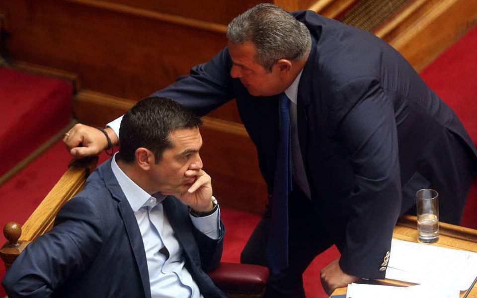 ΝΔ: Οι νέοι διάλογοι αποκαλύπτουν το παρακράτος ΣΥΡΙΖΑ - ΑΝΕΛ