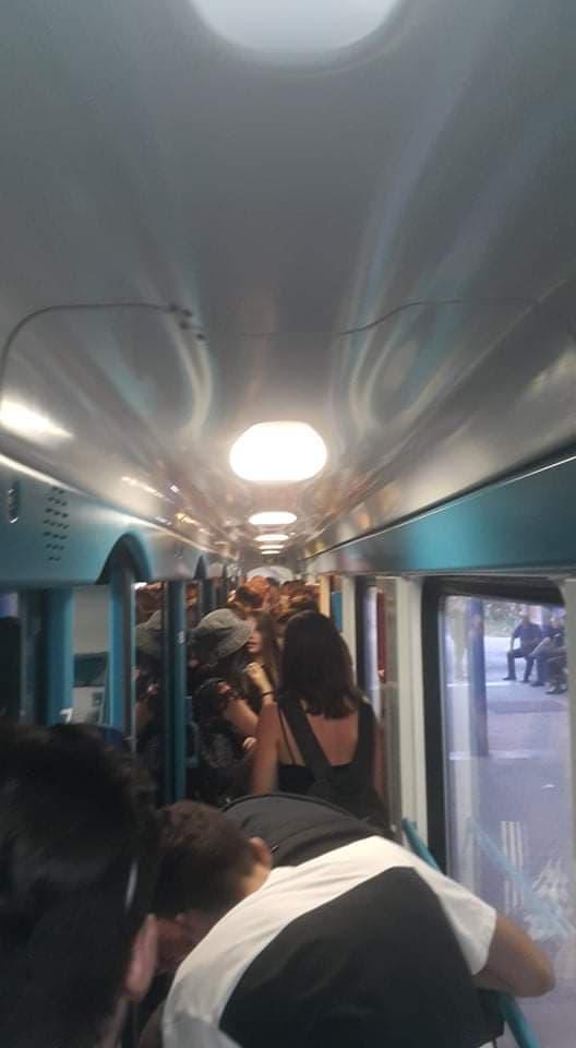 Το τρένο της… οργής στο δρομολόγιο Πλαταμώνας-Λάρισα