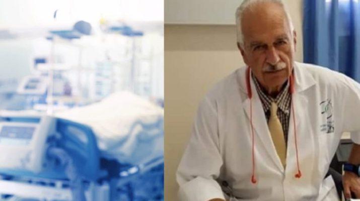 Γουργουλιάνης: «Δεν περνάμε δεύτερο κύμα κορωνοϊού, η εντατική δείχνει τη βαρύτητα της νόσου»