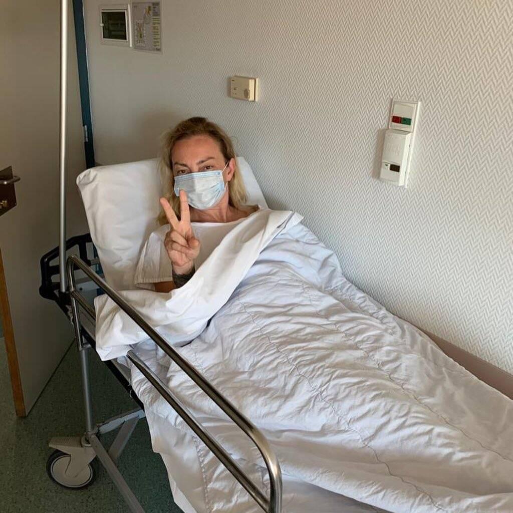 Από τις διακοπές στο νοσοκομείο εκτάκτως η σύζυγος Λαρισαίου ηθοποιού (pics)
