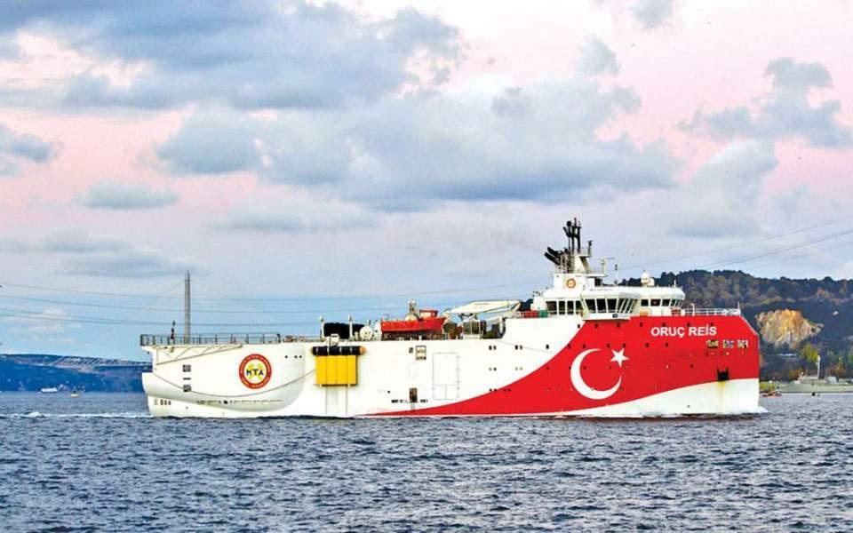 Τουρκικές έρευνες στο Καστελόριζο - Σε επιφυλακή οι ένοπλες δυνάμεις