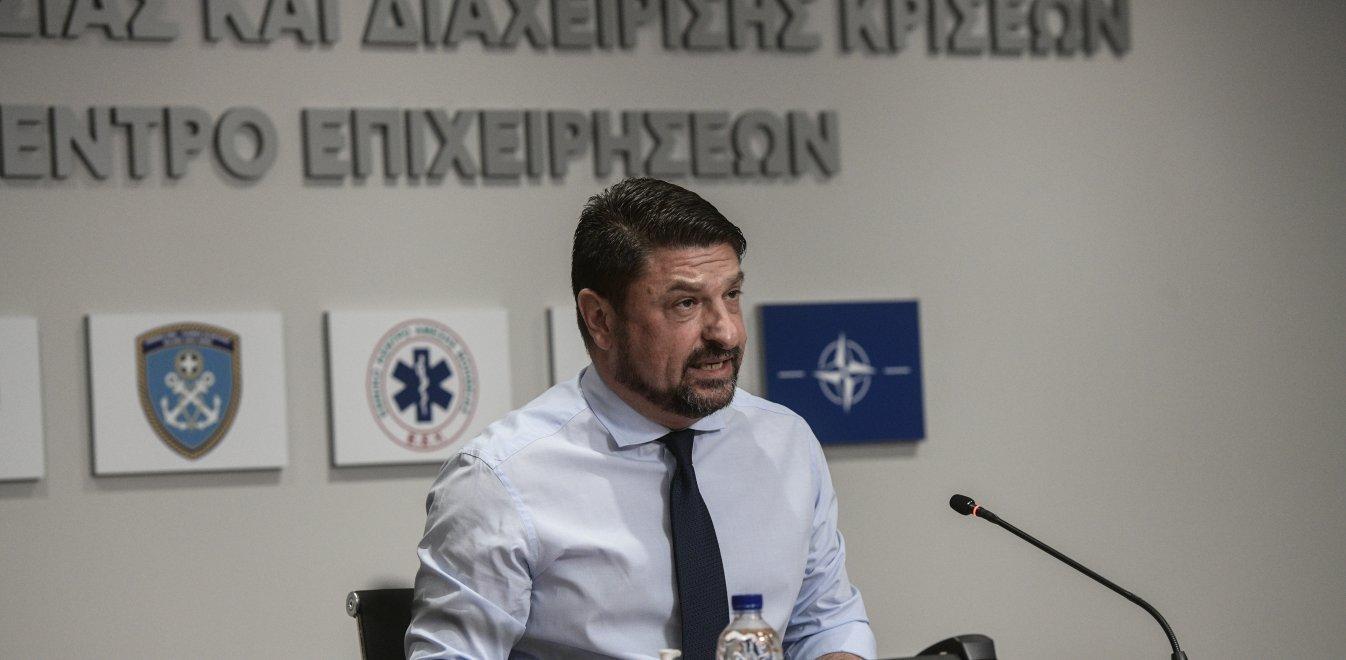Χαρδαλιάς: Χωρίς πανηγύρια τον Αύγουστο - Από τα Βαλκάνια το 76% των κρουσμάτων
