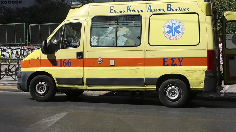 Λάρισα: Έπαθε ανακοπή καρδιάς στον δρόμο και πέθανε στο νοσοκομείο