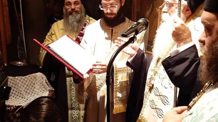 Λάρισα: Νέος μοναχός στην Ι.Μ. Αγ. Παντελεήμονος - ΦΩΤΟ