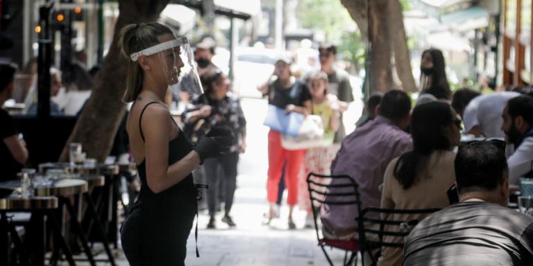Τα νέα μέτρα για τον κορωνοϊό: Στη Λάρισα μπαρ και εστιατόρια θα κλείνουν στις 12 το βράδυ