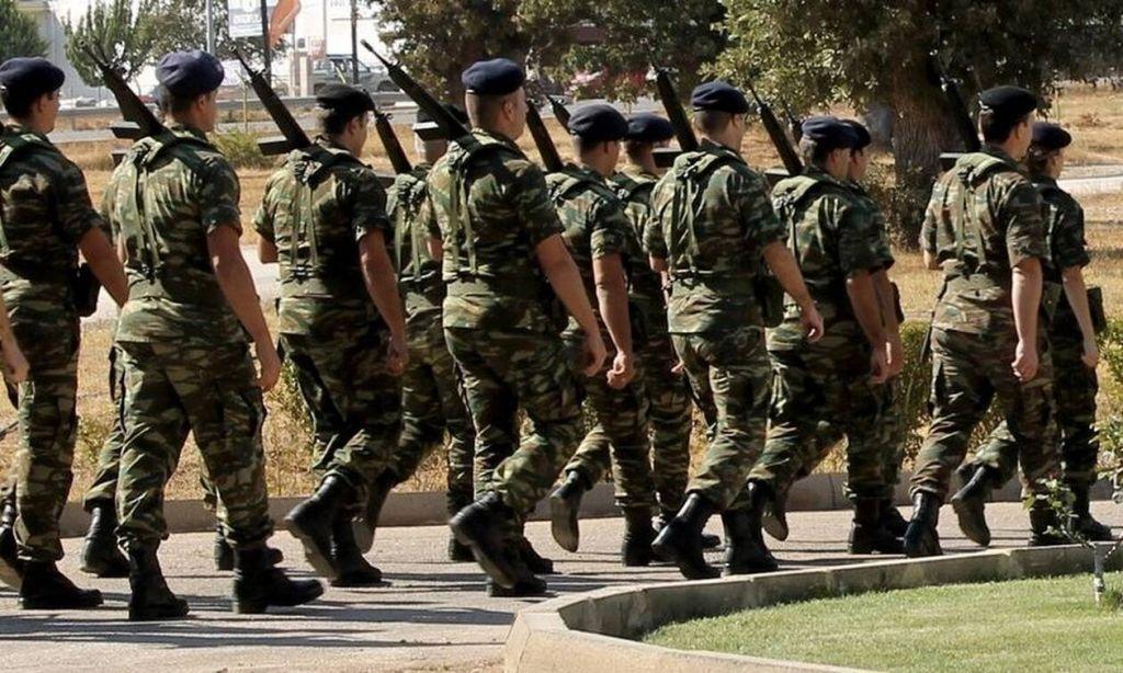 Κοροναϊός: Συναγερμός με κρούσματα στον Ελληνικό Στρατό