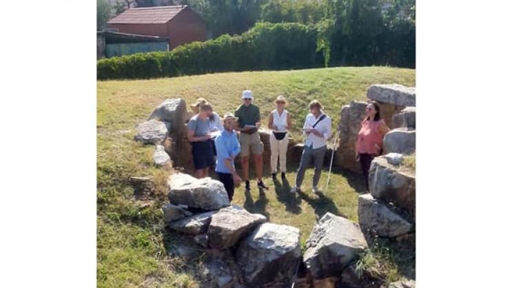 Σουηδοί αρχαιολόγοι στα Φάρσαλα