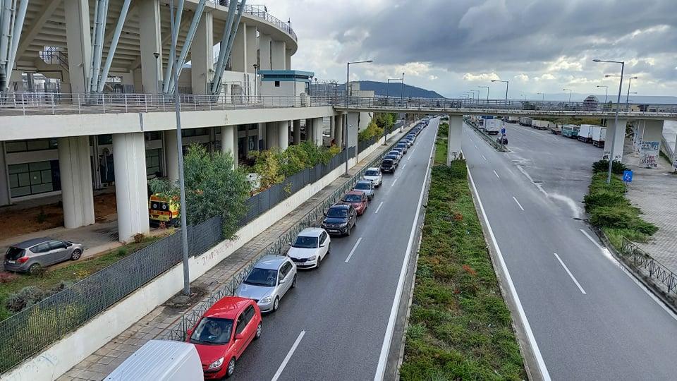 Ντ. Γιαννακόπουλος: «Το τρένο που θα μεταφερει ασθενείς για Αθήνα από Θεσσαλονίκη να κάνει στάση και στη Λάρισα!».