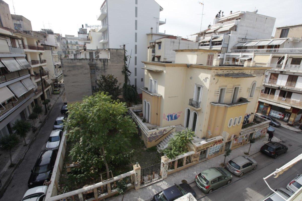 600.000 ευρώ για τη μελέτη αναστήλωσης του «κτιρίου Μουσών»