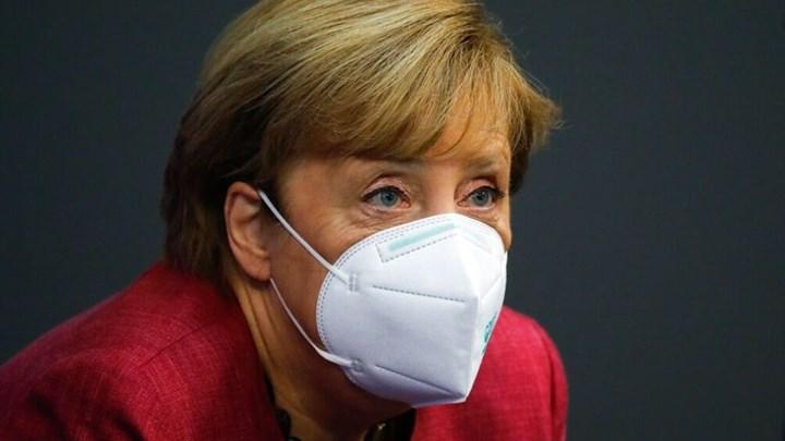 Κορονοϊός-Γερμανία: Η Μέρκελ ανακοίνωσε παράταση του μερικού lockdown έως τις 10 Ιανουαρίου
