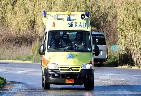 Στο Νοσοκομείο Βόλου 67χρονος που λιποθύμησε σε συνεργείο στη Νεάπολη