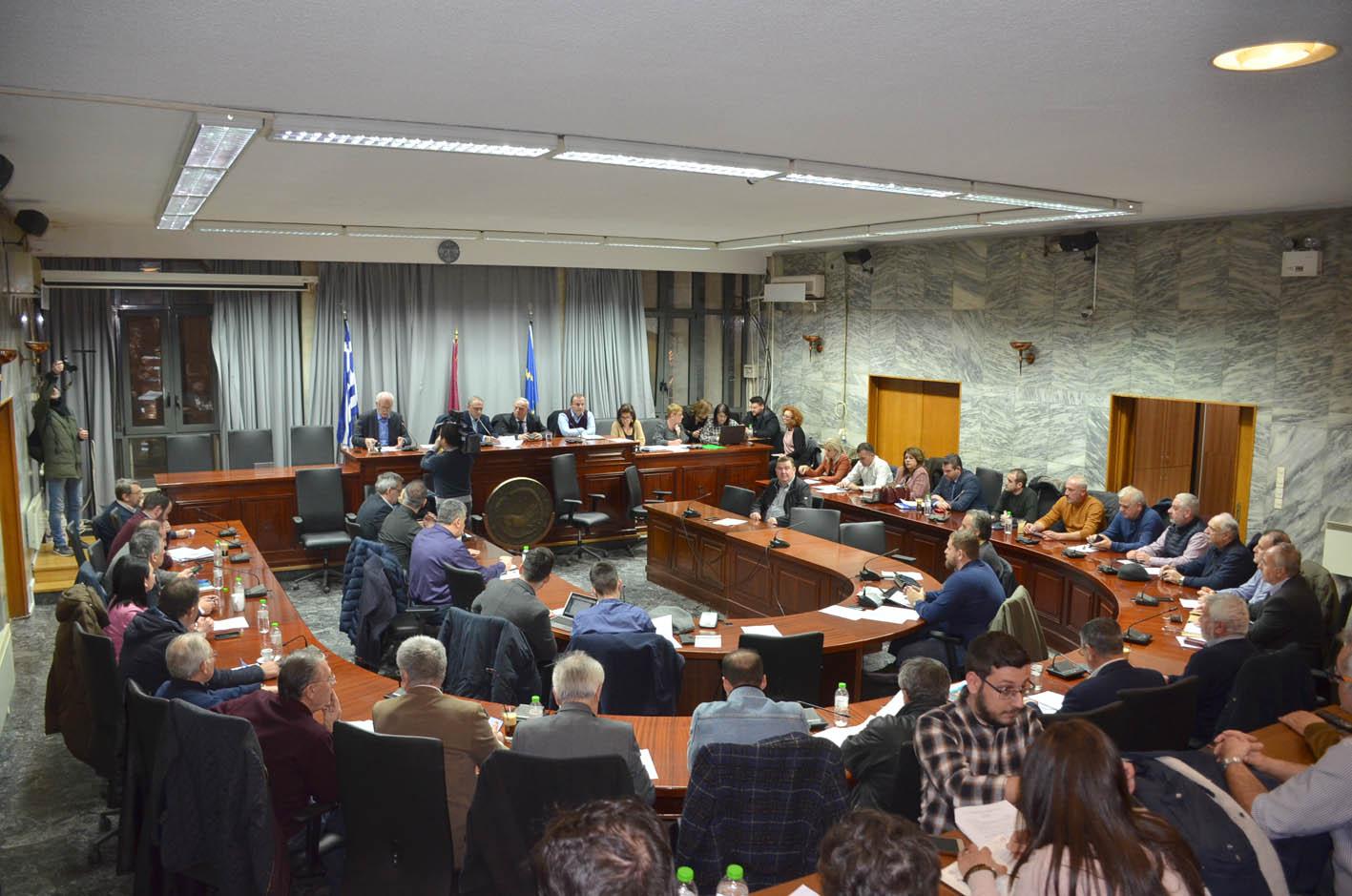 Ομόφωνα ψηφίσματα του Δημοτικού Συμβουλίου