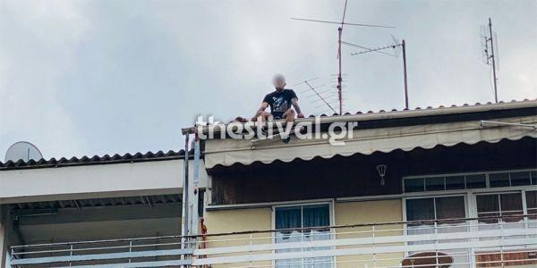 Θεσσαλονίκη: Λήξη συναγερμού με τον 25χρονο που απειλούσε να αυτοκτονήσει