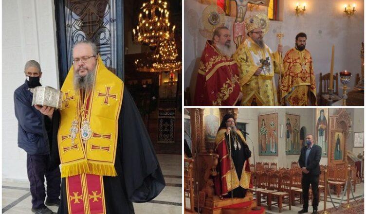 Λάρισα: Δύο θείες Λειτουργίες την Πρωτοχρονιά στον Άγιο Νικόλαο