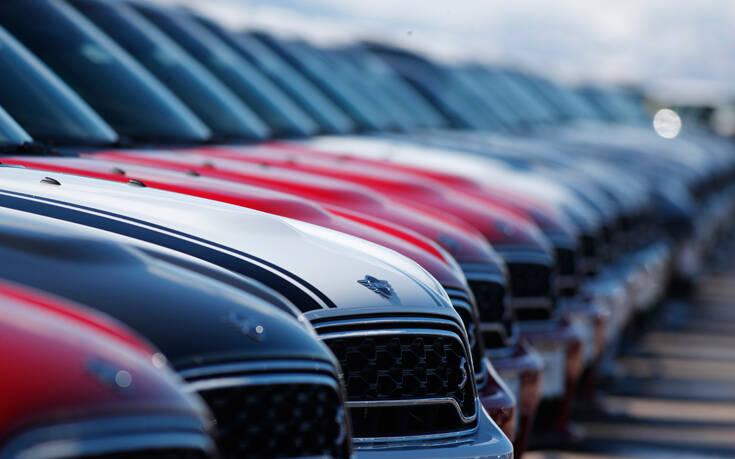 ΕΛΣΤΑΤ: Πάτησε φρένο η αγορά αυτοκινήτων το 2020