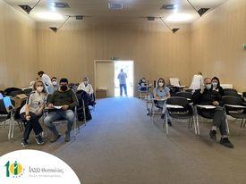 Εθελοντική αιμοδοσία στο ΙΑΣΩ Θεσσαλίας